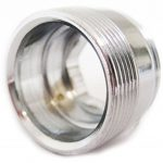 Adaptateur métallique solide pour la cuisine d'économie d'eau robinet robinet aérateur 22mm à 24mm de la marque plumbing4home image 1 produit