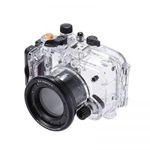 Andoer SY-15 40m / 130ft Etanche Caméra Boîtier Sous-Marin Transparent pour Sony RX100 III de la marque Andoer image 0 produit