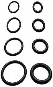 Bgs Joint torique Assortiment, 3–22mm de diamètre, 225pièces, 1, 8044 de la marque BGS image 0 produit