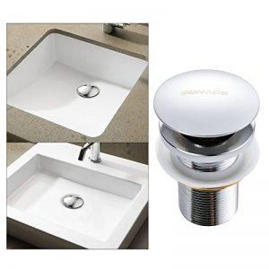 bonde automatique lavabo TOP 11 image 0 produit