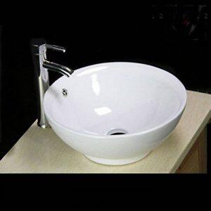 bonde lavabo blanche TOP 8 image 0 produit