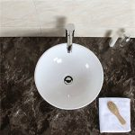 bonde lavabo blanche TOP 8 image 1 produit