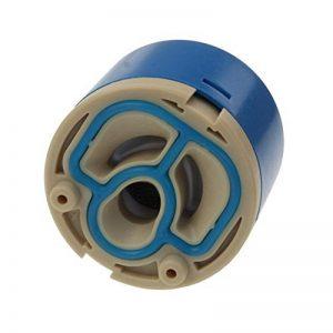 Cartouche céramique 40mm pour armatures Cartouche de rechange Mitigeur monocommande robinet Cartouche de rechange de la marque BG Warenhandel image 0 produit