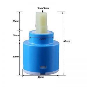 cartouche céramique mitigeur 40mm TOP 12 image 0 produit