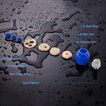 Cartouche en céramique 35/40 mm Robinet De Remplacement Mélangeur D'eau Robinet Inner Control Robinet Valve(40mm) de la marque Zerodis image 2 produit