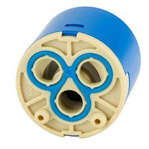 Cartouche en céramique 35mm pour armatures Cartouche de rechange Mitigeur monocommande robinet Cartouche de rechange de la marque BG Warenhandel image 0 produit