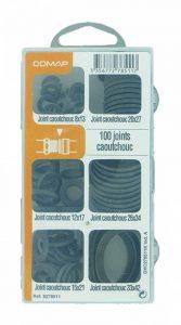 Comap Coffret de 100 joints caoutchouc pour sanitaire de la marque Comap image 0 produit