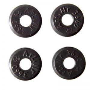 Cornat TEC380316 Joints en caoutchouc pour robinet grohe longlife partie supérieure, 1/2'' (4 pièces), Multicolore de la marque Cornat image 0 produit