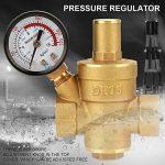 FTVOGUE Réducteur Réglable en Laiton Régulateur de Pression d'eau de Valve de Réduction de Pression DN15 avec Le Mètre de Mesure de la marque FTVOGUE image 3 produit
