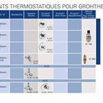 GROHE 47483000 Cartouche thermostatique compacte 19 mm de la marque GROHE image 1 produit