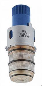 GROHE Elément Thermostatique Compact 1/2 Pouces Pièce Détachée 47439000 (Import Allemagne) de la marque GROHE image 0 produit