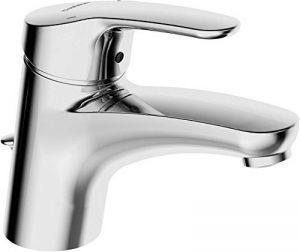 Hansa 1092283 7833800 Mix Mitigeur de lavabo à levier simple avec garniture/tuyau de pression flexible Chromé de la marque Hansa image 0 produit