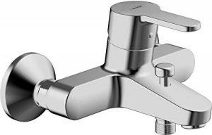 Hansa 49442103 7834774 Primo Mitigeur à levier simple de lavabo avec réinitialisation automatique Chromé de la marque Hansa image 0 produit