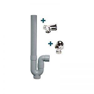 Kit machine à laver - Applique + robinet + siphon de la marque Sferaco image 0 produit