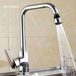 KOBWA Filtre aérateur pivotant à 360° pour robinet, pour économies d'eau, pour la salle de bain et la cuisine de la marque KOBWA image 1 produit