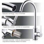 Le meilleur comparatif de : Débit robinet TOP 14 image 3 produit
