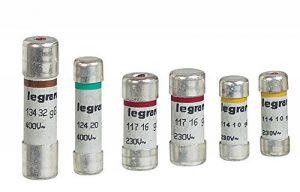 Legrand LEG92940 Assortiment de 6 Cartouches Fusibles 10 / 16 / 20 / 32 A de la marque Legrand image 0 produit