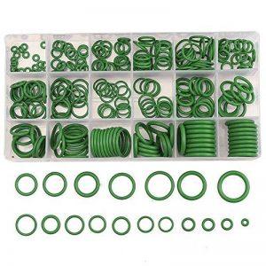 Lot de 270 joints d'étanchéités métriques en caoutchouc en forme de O - Kit de climatisation automobile de la marque CALISTOUK image 0 produit