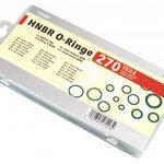 Lot de 270 joints HNBR de différentes tailles, résistance élevée de la marque TIFLER image 3 produit