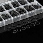 Luwu-Store 300pièces en caoutchouc O Ring Rondelle Joint torique joints Assortiment Noir Auto Fix kit d'accessoires de la marque Luwu-Store image 2 produit