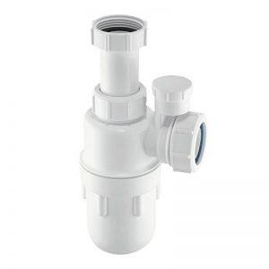 McAlpine A10av Anti-syphon réglable d'arrivée d'eau Siphon bouteille–Blanc de la marque Mcalpine image 0 produit