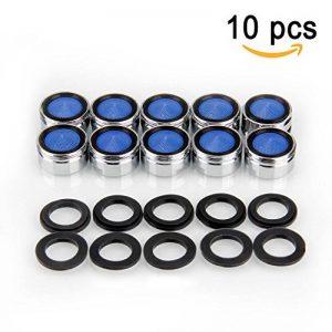Mousseur, Migimi 10 Aérateurs de Robinet Économiseurs d'Eau Universels M24 de la marque Migimi image 0 produit
