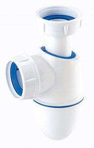 Nicoll 92885 Siphon easyphon lavabo d32 bm211 0201282 Blanc de la marque Nicoll image 0 produit