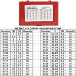 OCGIG Assortiment 419pcs Joint Torique en Caoutchouc avec Boîtier de la marque OCGIG image 1 produit