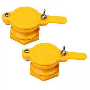 OUNONA 2 Morceaux de Honig Extracteur de Miel Tap Imkerei Support de Remplissage d'abeilles Inclus Honig Tap Tool Imker de la marque OUNONA image 0 produit