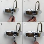 Sanixa Économiseur d'eau pour douche, régulateur de débit de la marque Sanixa image 1 produit