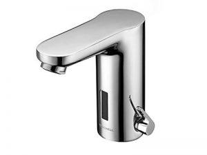 Schell 12290699 Celis E Robinet de lavabo sans contact avec piles Chromé de la marque Schell image 0 produit