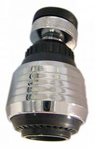 Somatherm // 4130-8 Brise rotule bi-Jet orientable f22/m24 8l/Min, Gris de la marque SOMATHERM image 0 produit