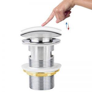 TOOGOO(R) 8cm Bonde Pop-up Automatique Pr Evier Lavabo Avec Trop-plein de la marque TOOGOO-R image 0 produit
