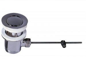 Wirquin SL201 Bonde de lavabo sans tirette en laiton de la marque Wirquin image 0 produit