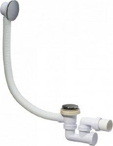 Wirquin SP780399 Quick-Clac Vidage de baignoire avec trop-plein Chrome de la marque Wirquin image 0 produit