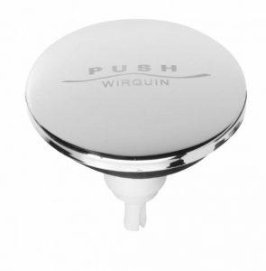 Wirquin SP9261S Clapet de lavabo en inox Quick-Clac - Diametre 6.5cm de la marque Wirquin image 0 produit